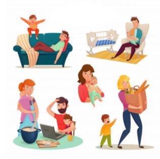 Ateliers de soutien à la parentalité